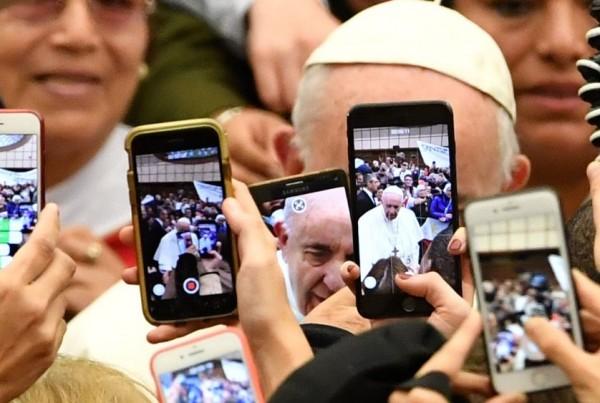 Papa na Audiência - Foto: Vatican Media